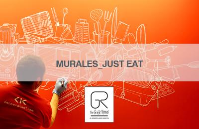 GR_Murales JUST EAT