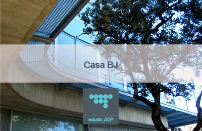 estudio AGP_Casa BJ