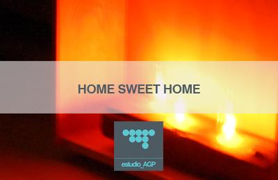estudio AGP_Objects_HOME SWEET HOME