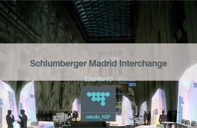 estudio AGP_Schlumberger Madrid Interchange 2011